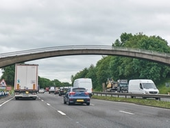 Warning to drivers ahead of M6 closure at Stafford