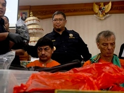 British man among five held in Indonesia for drug smuggling
