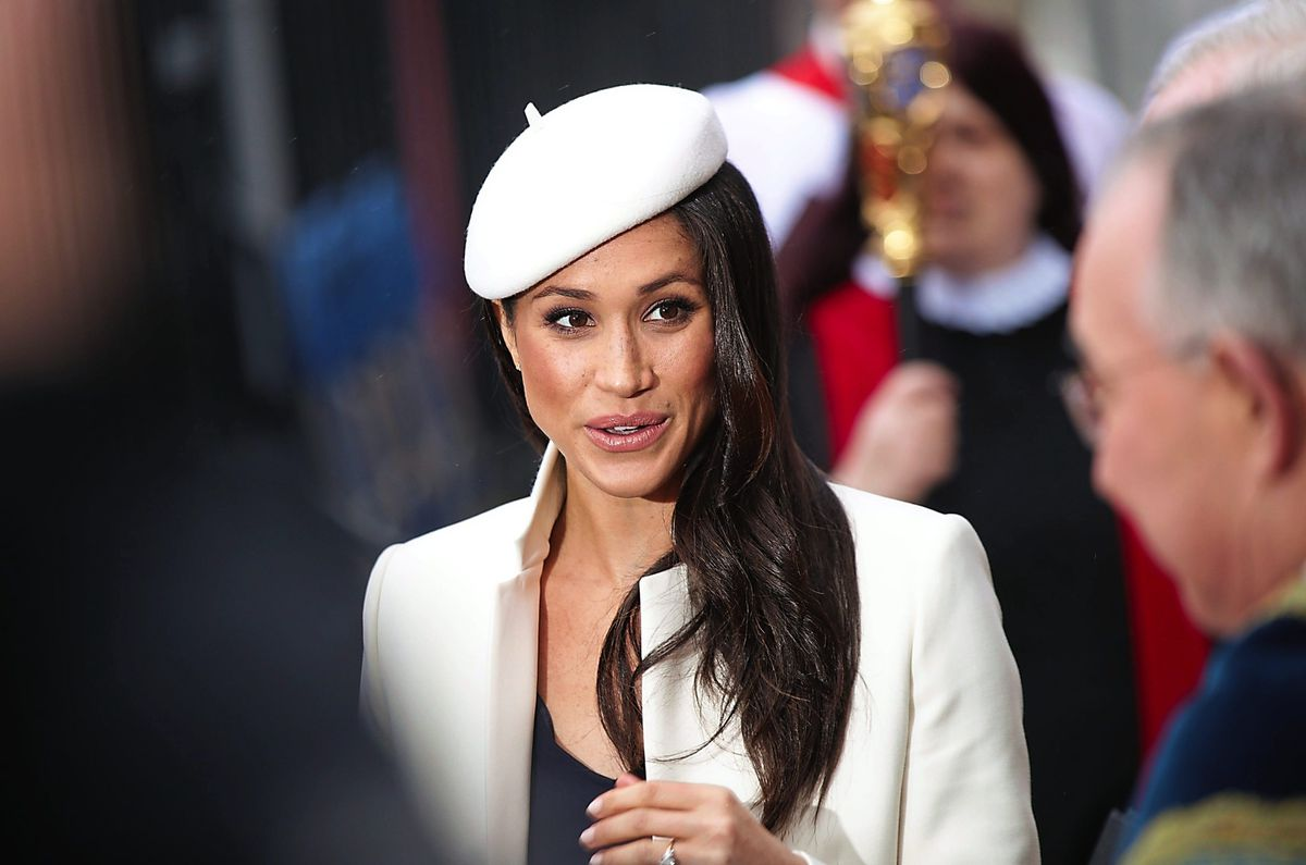 Royal seal of approval – Meghan has won the nation's heart