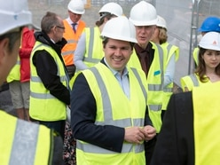 Housing Secretary champions new affordable housing in south Shropshire