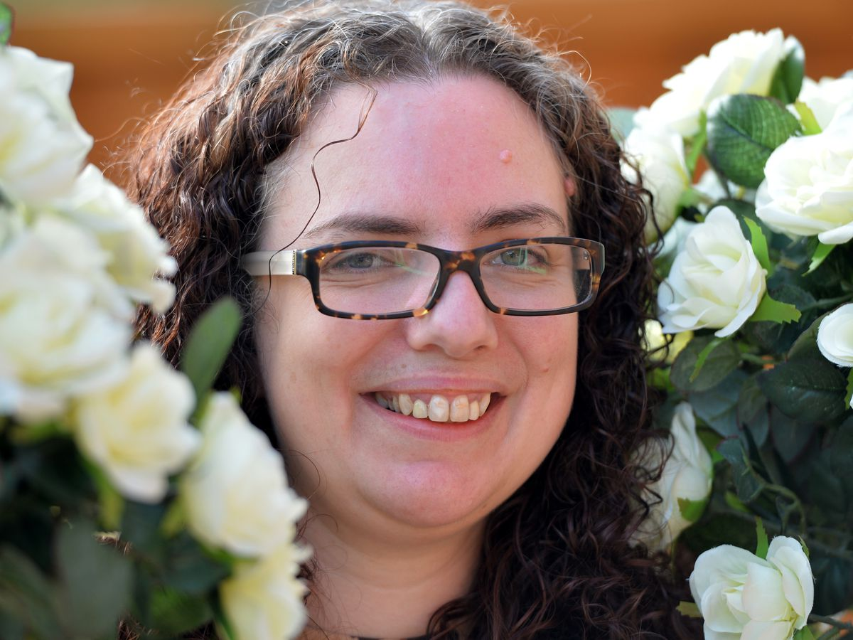 Wedding planner Deborah Alexander hopes to raise £11,000 to cover the cost of scoliosis surgery following lengthy NHS delays followed by Covid-19 surgery backlogs