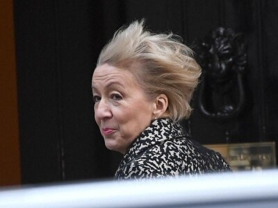 Pressure intensifies on Theresa May to resign as Andrea Leadsom quits Cabinet