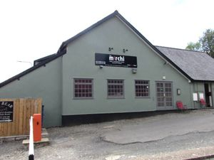 The Mirchi Indian Restaurant in Rhayader is set to become holiday accommodation - picture by Jaggery and is usable under the Commons Creative Licence,