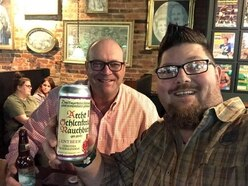 Man who swapped food for beer during Lent loses 26lbs in 20 days