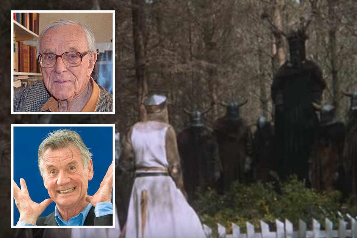 'Ni!' - Former Shrewsbury schoolmaster the inspiration for famous Monty Python sketch