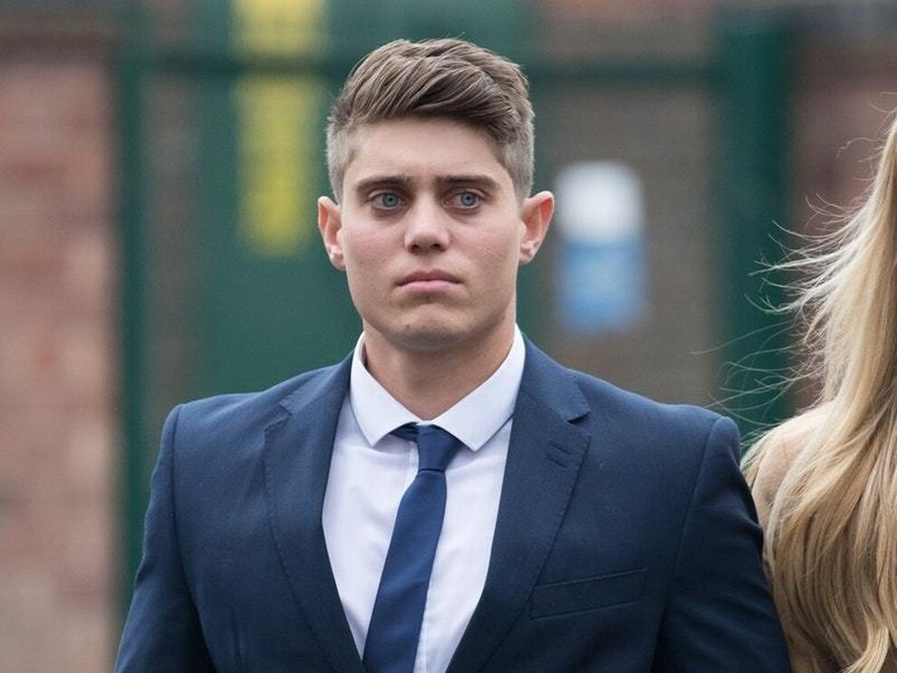 Australian-born cricketer jailed for five years over rape of sleeping woman