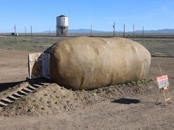 Airbnb is offering the chance to stay in a giant potato
