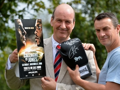 Boxing legends get behind little Liam's appeal