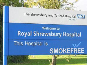 Royal Shrewsbury Hospital stock