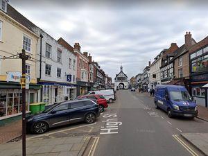 Bridgnorth High Street. Photo: Google