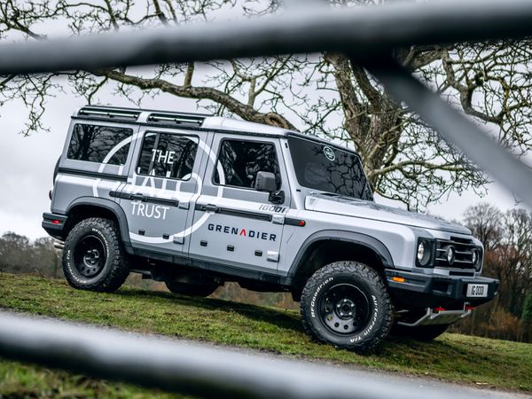 Ineos Grenadier to be used in landmine clearance operations