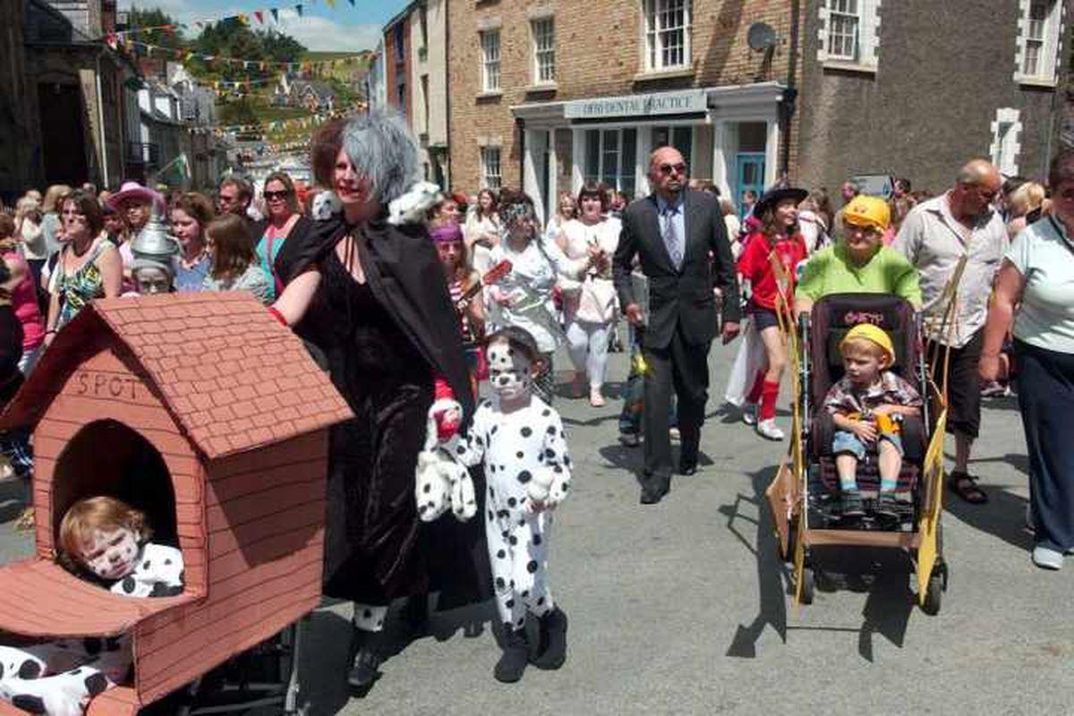 Llanfair Caereinion Carnival