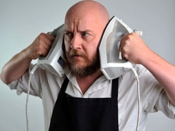 Foodie comedian in entertaining and educational show at virtual Shropshire food fest