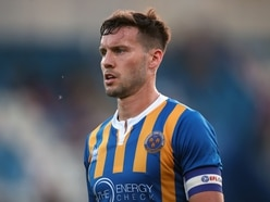 Mat Sadler: Too soon for Shrewsbury Town coaching role