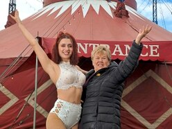 Jane returns to town with circus