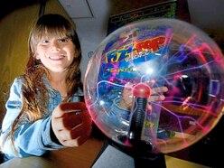 Fizz Pop Science host three-day event in Market Drayton