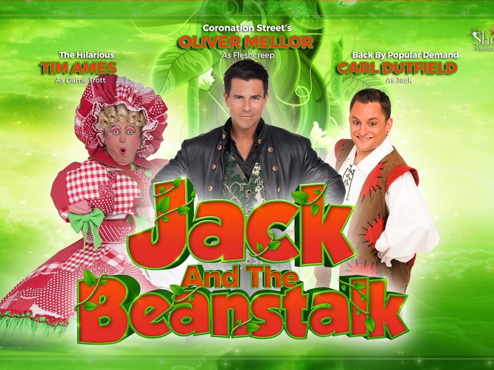 Soap star to headline this year's Telford pantomime