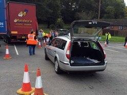 Tenbury Wells pipe burst: 'Water is safe to drink again'