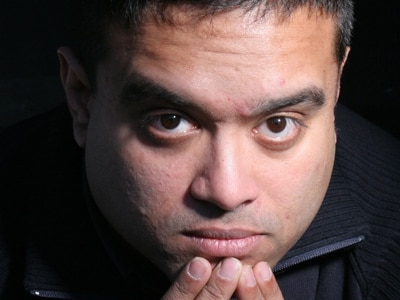 The Chase's Paul Sinha in Birmingham comedy night
