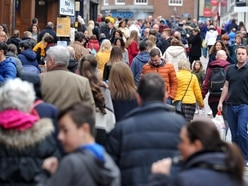 Shropshire shopping centres confident of strong festive figures