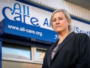 Keri Llewellyn of Care Forum Wales