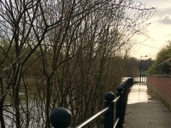 Flood alerts issued for Shropshire after heavy rain