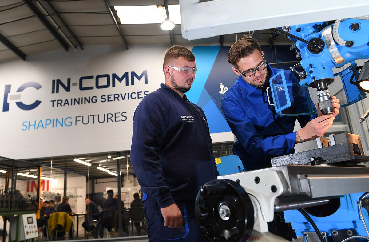 In-Comm provides apprenticeships and training courses