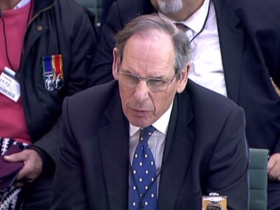 Sir Nick Parker: Prosecuting soldiers over NI conflict deaths is unfair