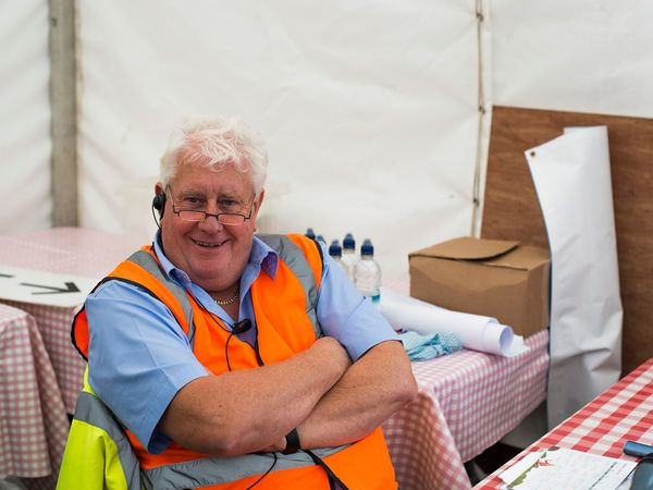 Tributes have been paid to Phil Maile, one of the founders of Ludlow Food Festival, and chairman of the event for 19 years.