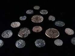 Iron Age coins one of the largest hoards found in Shropshire