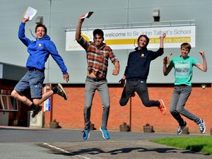 GCSE Results for 16 year olds.