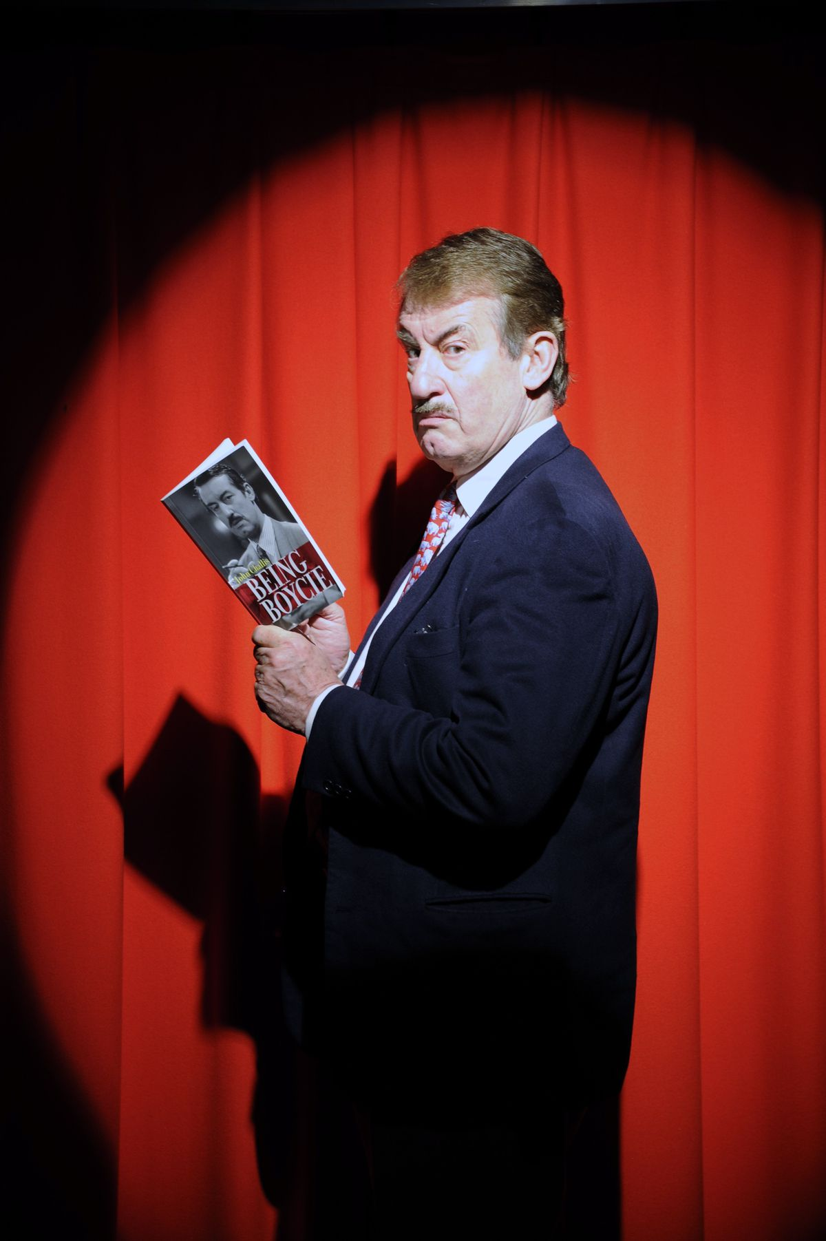 John Challis in Only Fools and Boycie