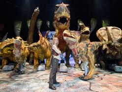 Walking With Dinosaurs, Arena Birmingham, review - with pictures
