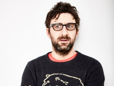 Mark Watson talks ahead of Much Wenlock gig: Stand up is about instant gratification