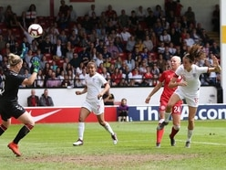 Parris and Scott on target as under-par England see off Denmark