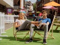 Park life comes to Shrewsbury street