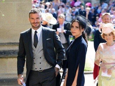 Attempted break-in at David and Victoria Beckham's Cotswolds home