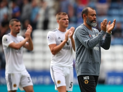 Nuno: Wolves must be more clinical