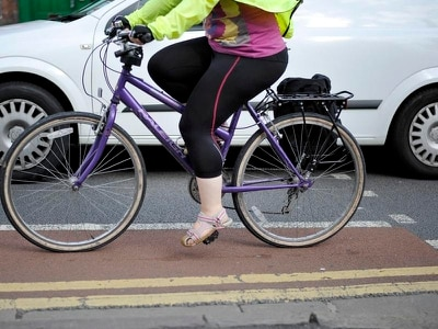 New analysis reveals dangers facing cyclists and motorcyclists