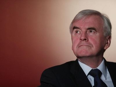 Britain cannot stay in the single market, John McDonnell says
