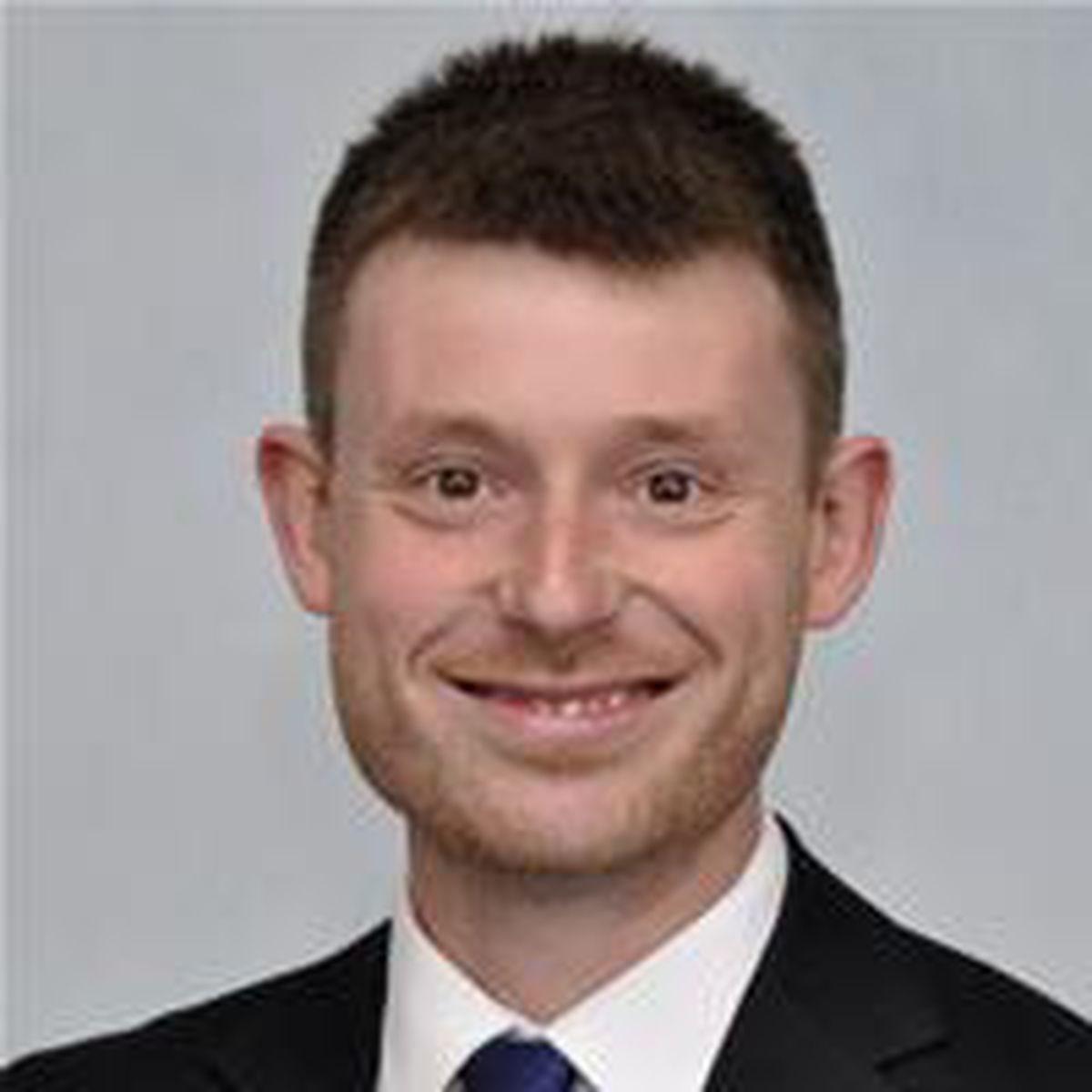 Elliott Lynch, Shropshire Councillor for Bridgnorth West & Tasley