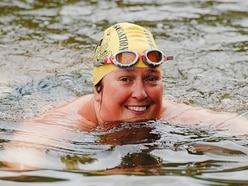 Severn swimmer in hospital after swimming 200 miles for charity