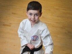 WATCH: Shropshire's karate kid is UK's youngest black belt