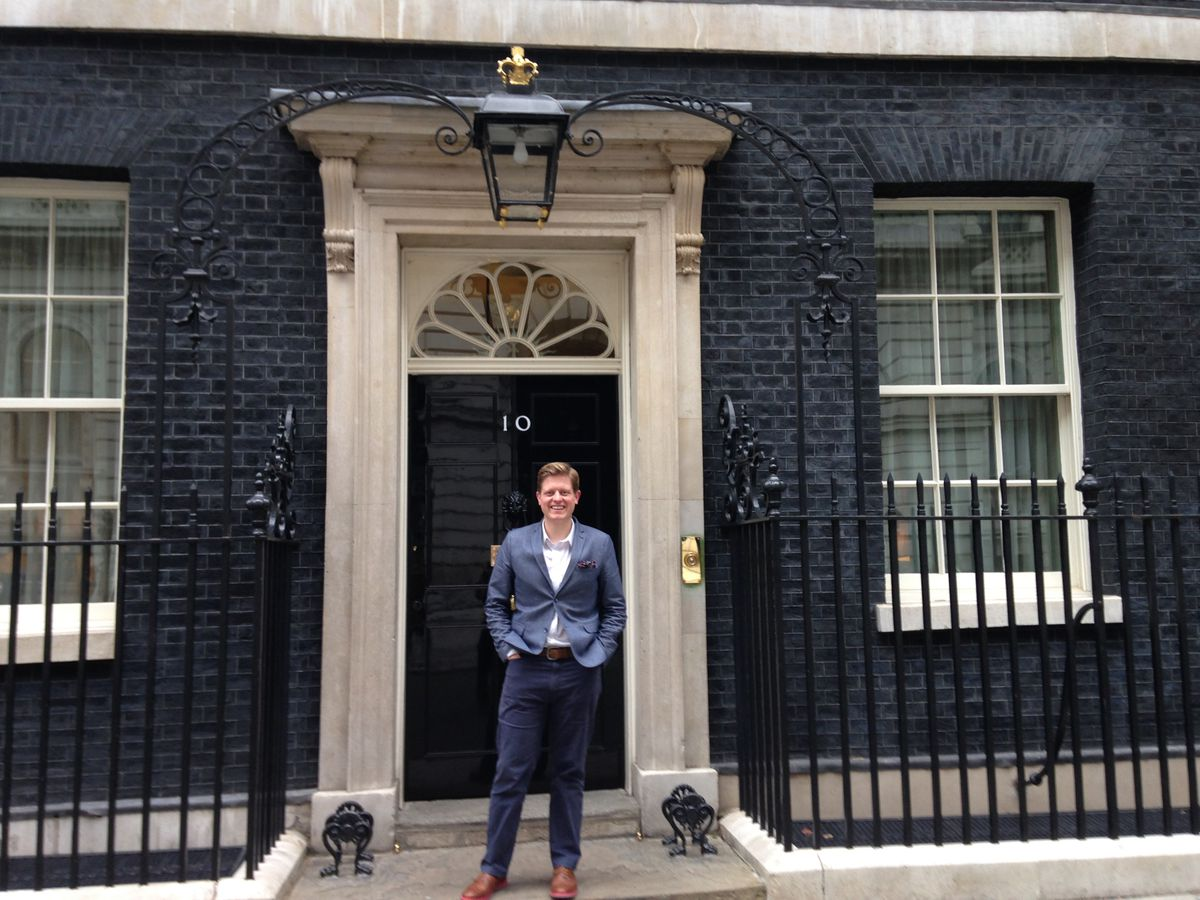 James Holt worked in Downing Street as head of communications to then deputy prime minister Nick Clegg
