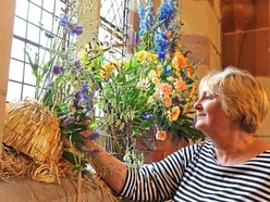 Flower festival to help repairs