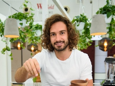 Joe Wicks baffles the internet with 'Wensleydale' pronounciation