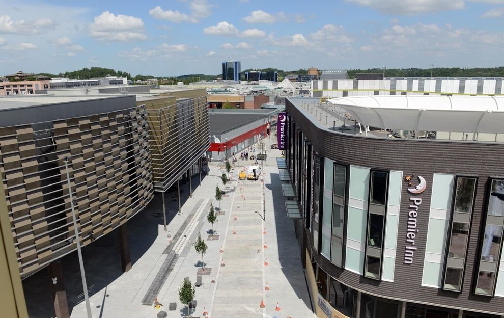 Southwater Opens Up Bright Future For Telford Shropshire