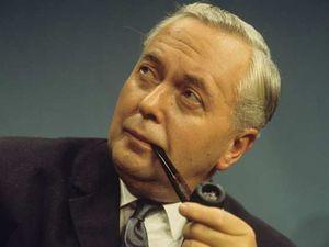 'I am going on' – Harold Wilson