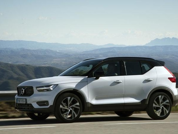 First drive: Volvo's XC40 is a breath of fresh air