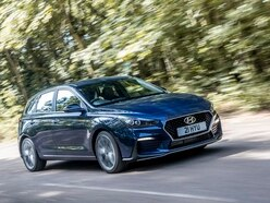 UK drive: The Hyundai i30 N-Line offers good looks, but not that much drama